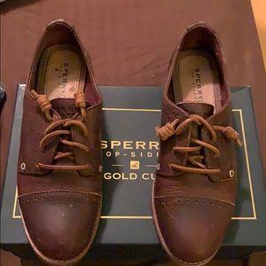 Sorry Topsider saddle like shoes